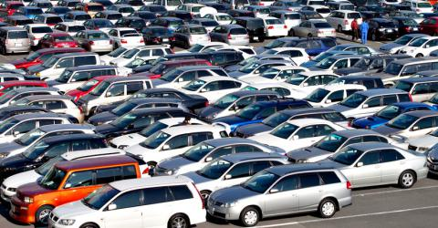 Some 562 used imported cars in Ukraine pass customs clearance at low duties since Aug 1