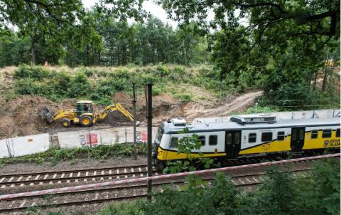 Explorers in Poland digging for legendary Nazi 'gold train'