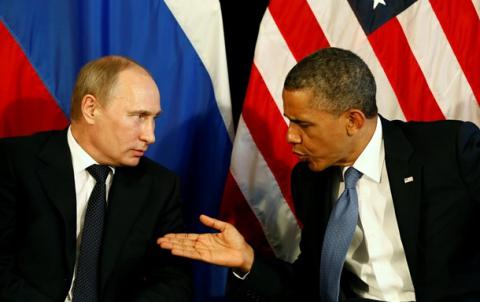 Putin offers Obama disadvantageous for Ukraine deal