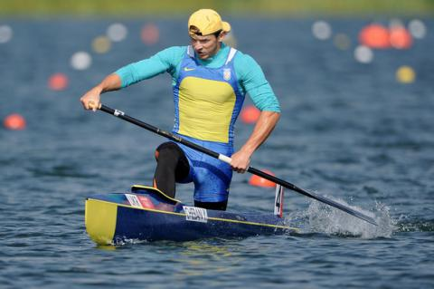 Second Olympic gold medal in Ukraine's pocket