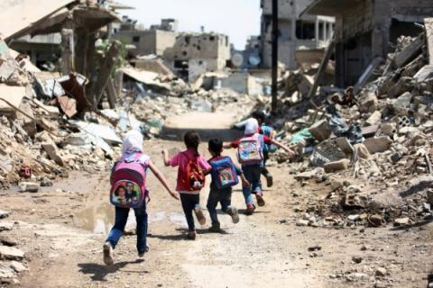 Russia agrees on 48-hour ceasefire to let humanitarian aid into Sirian Aleppo