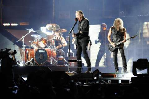 "First in 8 years: Metallica's album ""Hardwired…To Self-Destruct"" to be released in Nov 2016 (VIDEO)"