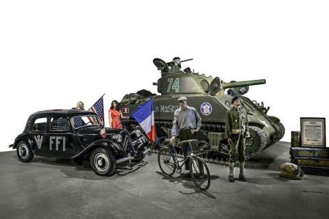 Want to buy real WWII tank? French museum selling entire collection of them