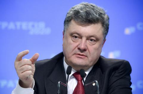 Poroshenko suggests the visa-waiver agreement between the EU and Ukraine will be implemented in a matter of weeks