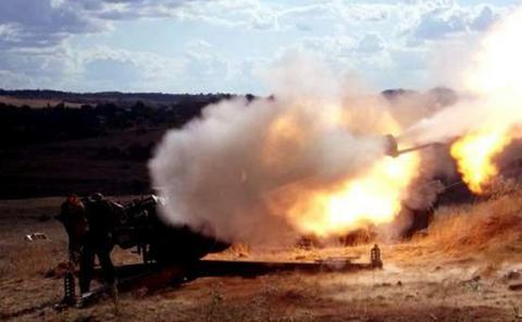 Pro-Russia militants mounted 85 attacks on Ukrainian Army positions in Donbas
