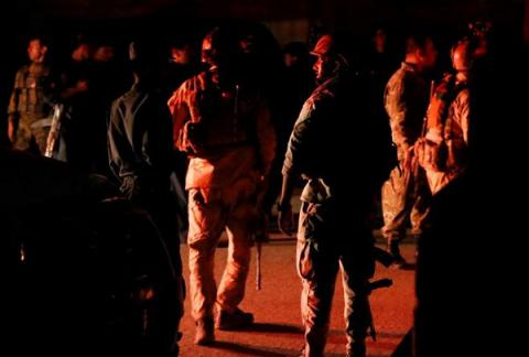 12 killed in car bomb attack on American University in Kabul