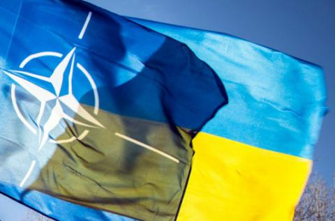 Ukrainian President, NATO head discuss Donbas conflict escalation