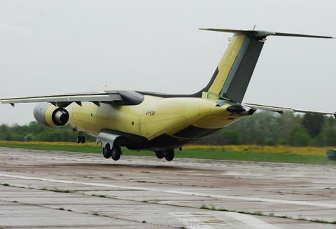 """Antonov"" expands production of AN-178"