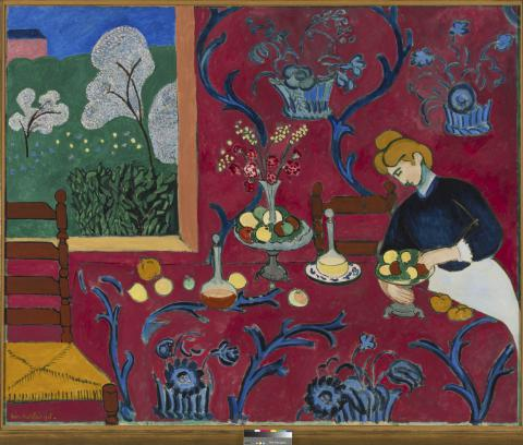 130 art masterpieces from Shchukin collection will be exhibited in Paris