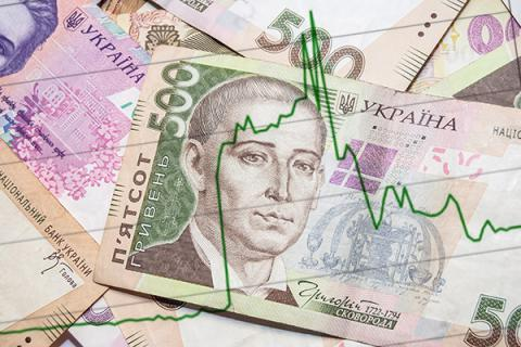 Ukraine's budget deficit up to UAH 22.9 bln in Jan-July - National Bank