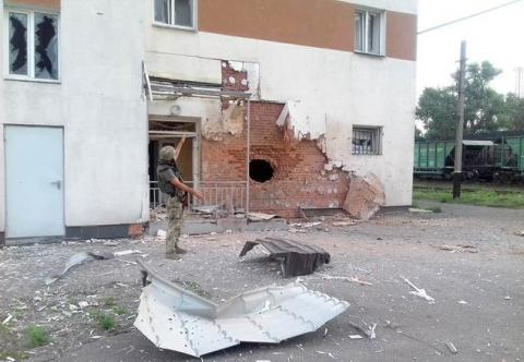 """Donbas militants """"turned over the soil"""" in Ukrainian govt controlled Avdiyivka with 400 shells – JCCC"""