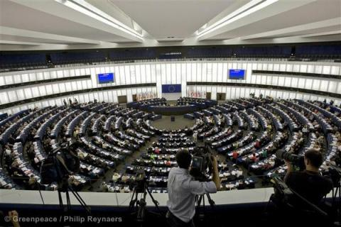 European Parliament to consider report on visa-free regime for Ukraine on Sept 5