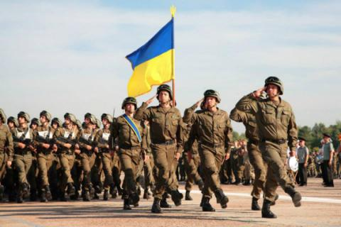 Budget draft 2017: 5% of GDP is allocated to the Ukrainian army