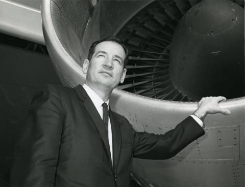 "Joe Sutter, Boeing's ""father of the 747"", died at 95"