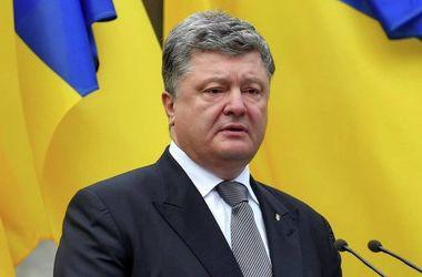 Poroshenko promised to put veto on budget 2017 if it does not contain scholarship funds