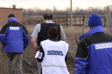 OSCE accused Ukraine of not sticking to the Minsk agreements