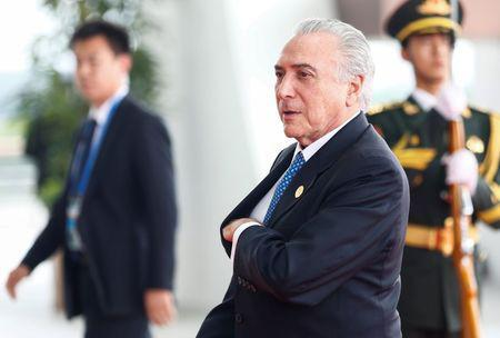 Brazilian President was jeered by protesters