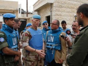 UNO suspends humanitarian convoys in Syria