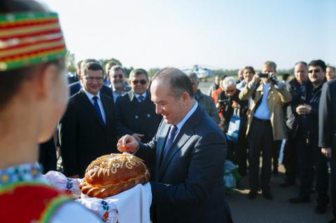 Diplomats visited Transcarpathia