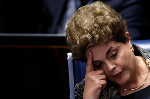 Brazil's Senate oustes President Rousseff after corruption scandal
