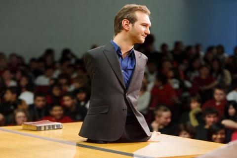 Nick Vujicic to visit Ukraine again on Sept, 25