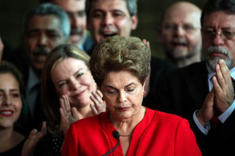 Brazil's Rousseff to appeal to Supreme Court over impeachment