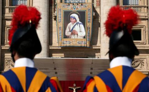 Mother Teresa of Calcutta declared Catholic saint