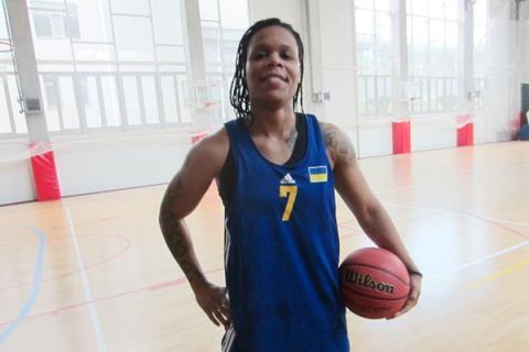 US basketball player get Ukrainian citizenship
