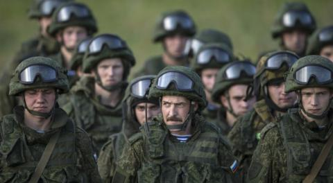 About 50 Russian officers fighting for militants in Donbas - Ukraine's intel