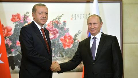 Turkey and Russia plan to form joint investment fund