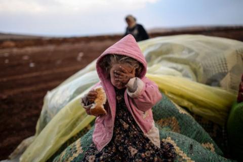 Hundreds of refugee children vanished in the UK