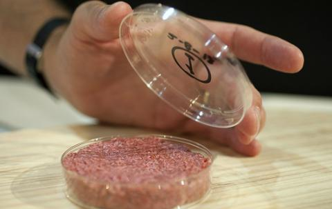 Food tech companies try to rebrand lab-grown meat as 'clean food'