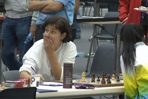 Women's World Chess Champion is defeated by Latvian Minister for Finance