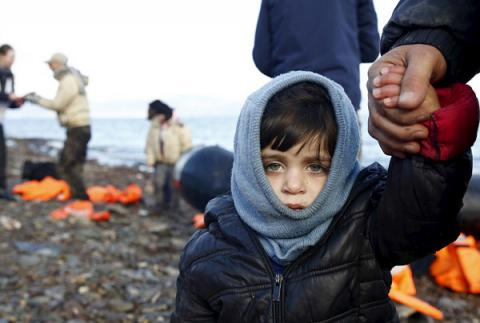 UNICEF report: nearly half of all refugees are children