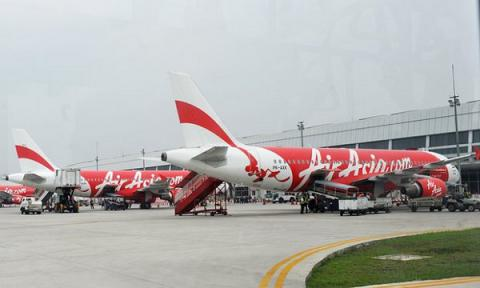 AirAsia flight from Sydney to Malaysia ended up in Melbourne due to wrong coordinates