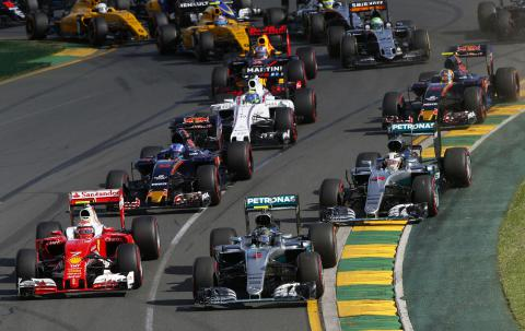 U.S. media firm to acquire Formula 1