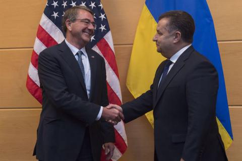 U.S. to assist Ukraine in enhancing defense forces