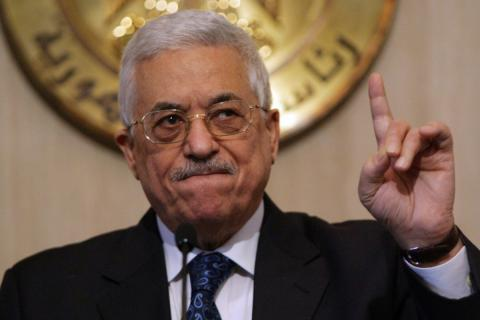 "Palestinian President Abbas worked as ""KGB agent"""