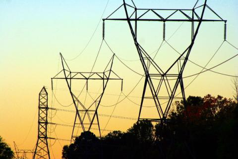 Ukraine exported electricity worth $ 109.5m in Jan-Aug 2016 - State Fiscal Service
