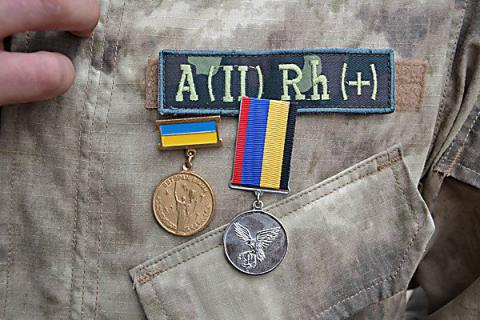 117000  ATO soldiers received veteran status in Ukraine for participating in military actions