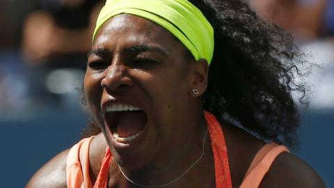 Serena Williams is no longer U.S. Open first