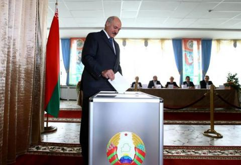 Opposition candidate elected to Belarussian parliament - first time in 20 years