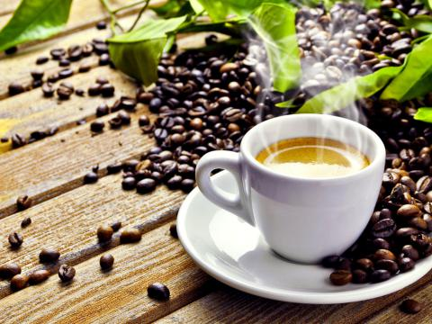 The coffee that can keep you up for 18 hours