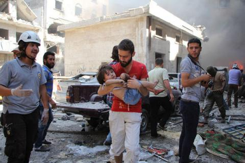 Syrian ceasefire mostly holds: monitoring