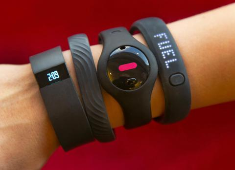 Are fitness trackers fit for security?
