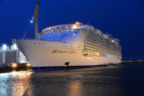 Harmony of the Seas tragedy: one dead, four injured