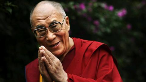 China warns Taiwan about Dalai Lama visit