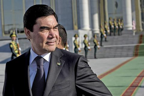 Turkmenistan rules for indefinite presidency
