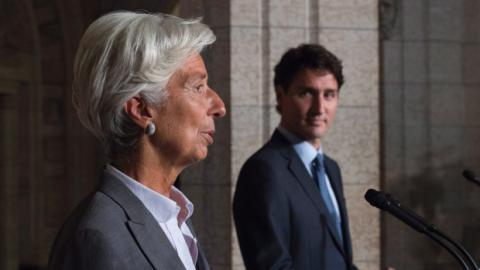 Canada can settle standards for other countries: IMF's Lagarde