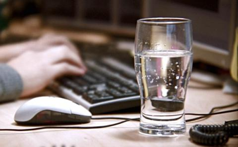 Drinking water can make you more productive at work - Study